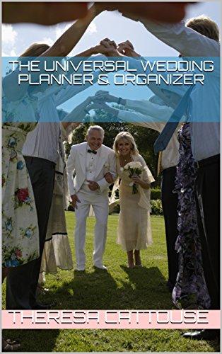 The Universal Wedding Planner Organizer