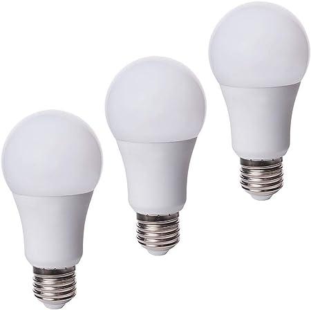 edi tronic 3x led light bulb e27 12 v 6 w a warm white 480 lm 3000 k bulb energy saving light bulb 12 volt light