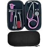Pod Technical Classicpod Stethoscope Case - Black - Fits Littmann and more