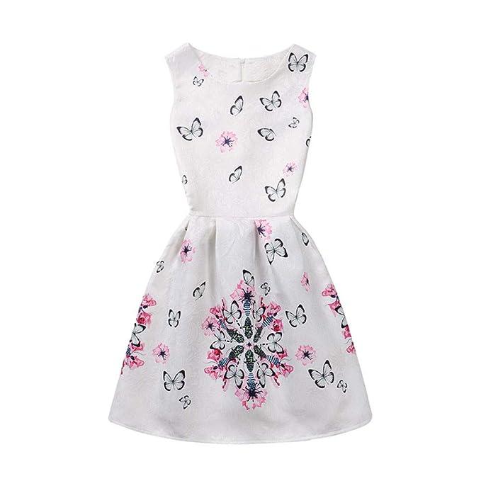 Jaysis Faldas de Impresión Faldas de Cumpleaños Vestidos ...