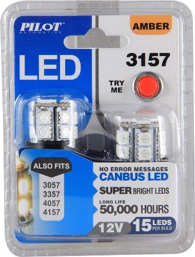 Pilot Led Tail Light Bulbs