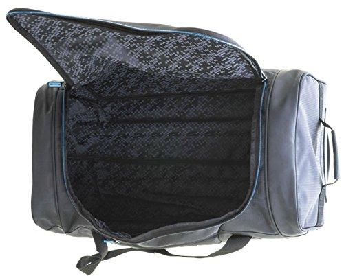 Davidts Reisetrolley travel bag Trolley Tasche 60x29x29cm Schwarz 275 024 Reisetasche Bowatex