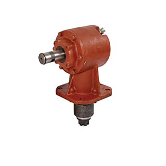 Amazon com: 81444 New Rotary Cutter Gear Box Made to Fit Bush Hog