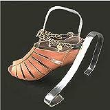 10Pcs/5 Pair Acrylic Sandal Shoe Store Shoe