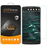 [2-Pack] LG V10 Tempered Glass Screen Protector, Supershieldz® Anti-Scratch, Anti-Fingerprint, Bubble Free [ Lifetime Warranty]