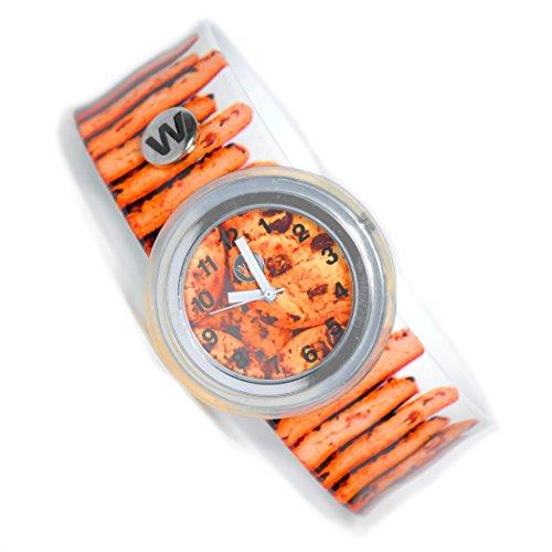Watchitude Slap Watch - Cookie Jar - Kids Watch for Girls
