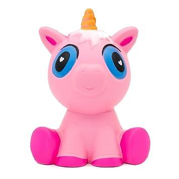 MMTX 1 PC Súper Soft Cut Animal Squishies Unicornio Kawaii Cream Scented Lento Levantamiento Squishy Stress Relief Toys