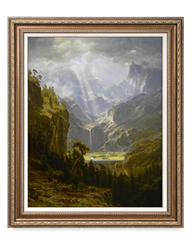 DecorArts Mountains Albert Bierstadt Reproductions