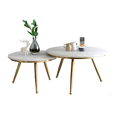 Magnificent Amazon Com Modern Coffee Table Set Of 2 Nesting Side Corner Caraccident5 Cool Chair Designs And Ideas Caraccident5Info