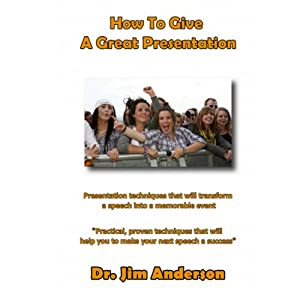 How to Give a Great Presentation Audiobook