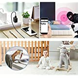 WIFI USB Phone Charger 1080P surveillance camera hidden cam nanycam home hotel surveillance by AR1