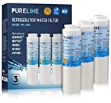 PURELINE UKF8001 Water Filter Replacement Cartridge. Compatible with MAYTAG UKF8001, UKF8001AXX-750, UKF8001AXX-200, KENMORE 46-9006, EVERYDROP EDR4RXD1. (3 Pack)