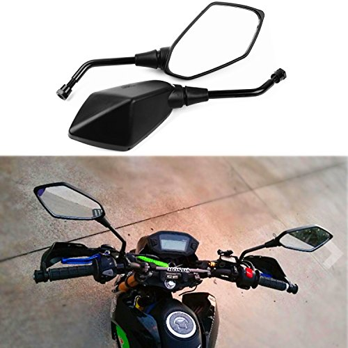 Motorcycle Side Mirrors - 2