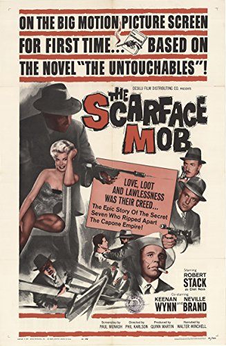 The Scarface Mob 1962 Authentic 27