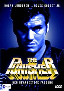 The Punisher - Dolph Lundgren - UNCUT [Alemania] [DVD]