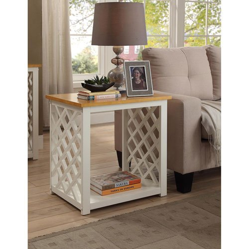Convenience Concepts Cape Cod End Table