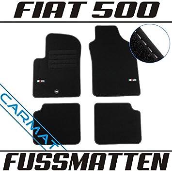 Fussmatten Autoteppiche  TOP Fiat 500 Bj.2007