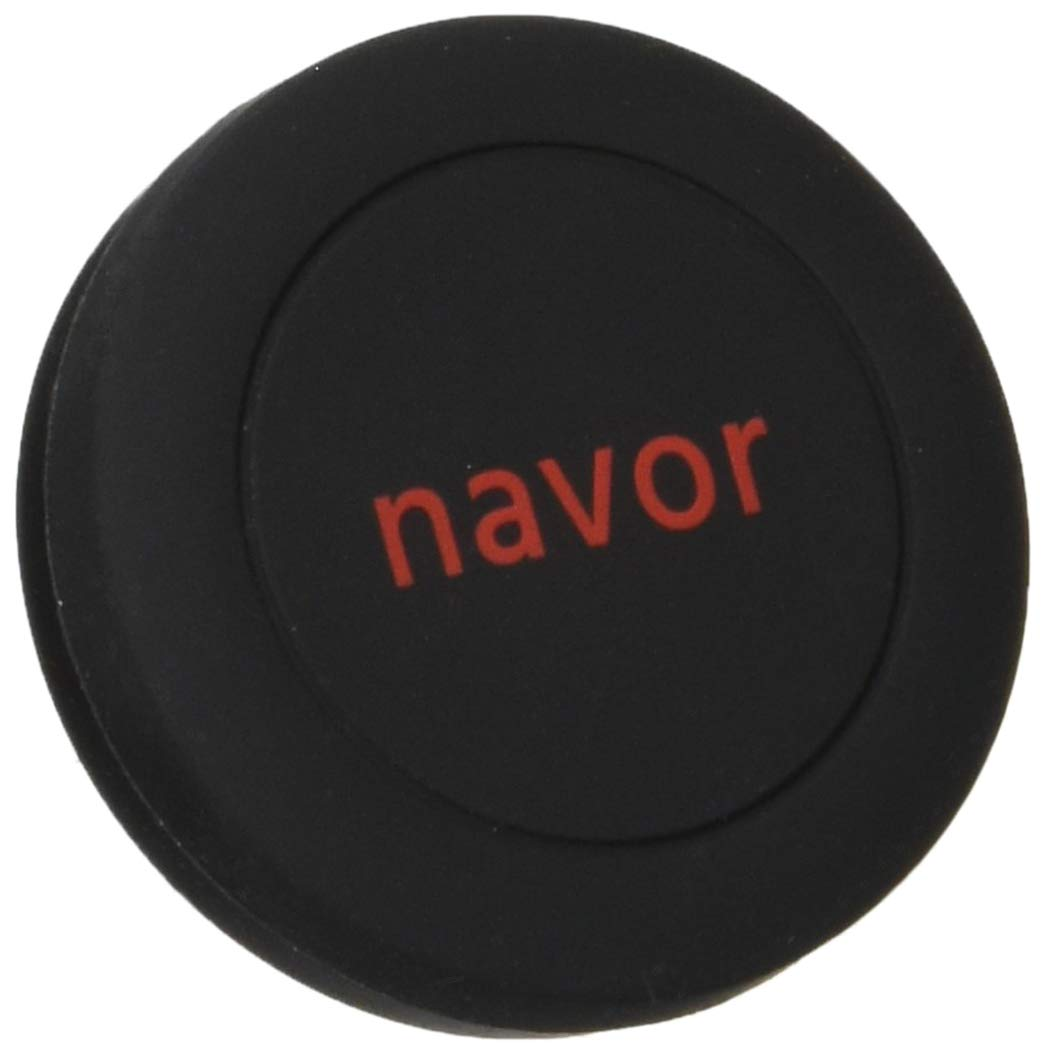 for Cell Phones and Mini Tablets with Fast Swift-Snap Technology-Black Navor Universal Air Vent Magnetic Car Mount Holder 1 Pack