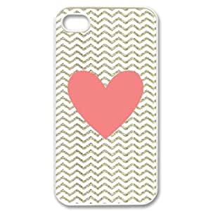 Beautiful Love DIY Case Cover for iPhone 5/5s LMc-97102 at LaiMc