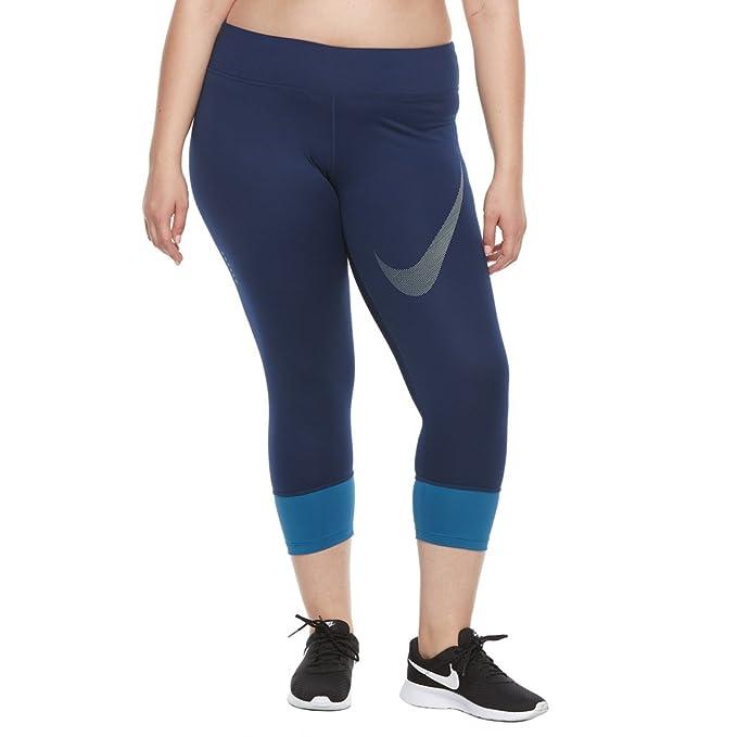 : NIKE Womens Plus Essential Fitness Dri Fit