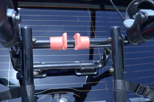 Allen Sports Premier 3-Bike Trunk Rack by Allen Sports (Image #6)