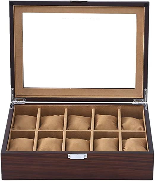 SH-snh Caja organizadora de Madera con Caja de Almacenamiento de ...