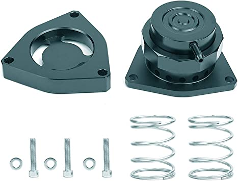 Blow Off Valve /& Sound Plate for 2016 Honda Civic 1.5 with Turbo 10th Gen