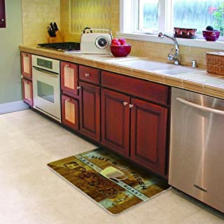 product image for Cushion Comfort Hot and Fresh Kitchen Mat, 18-Inch by 30-Inch