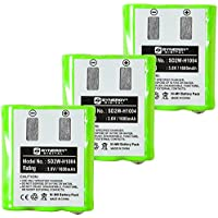 Motorola MT352TPR 2-Way Radio Battery Combo-Pack includes: 3 x SD2W-H1004 Batteries