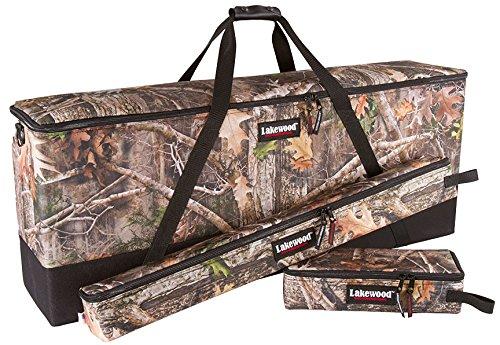Lakewood Products 45'' Bowfile Combo (W/ C215 & C255) Camouflage, Large/41''