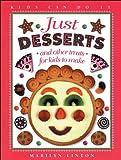 Just Desserts, Marilyn Linton, 0921103026