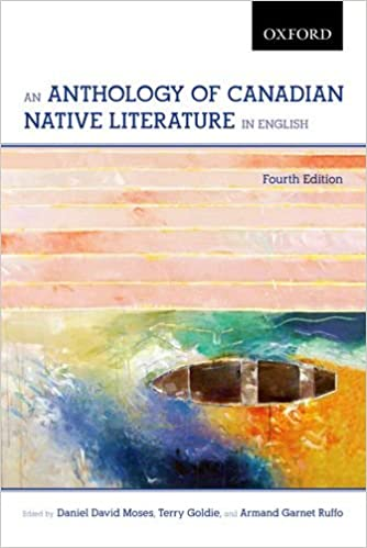 Image result for An anthology of Canadian Native literature in English