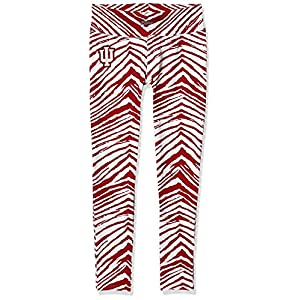 Zubaz Women's Zebra Legging