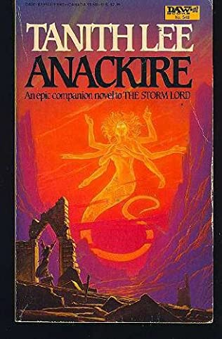 book cover of Anackire