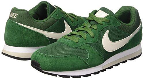 Nike MD Runner 2 Gorge, Herren Sneakers, Grün (Gorge Green ...
