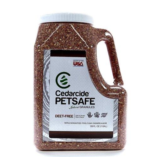Cedar Flea Control (PetSafe Insect Repelling Granules, 128 oz.)