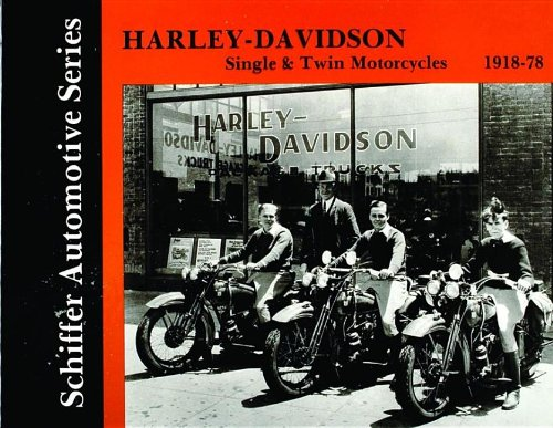 1950 Harley Davidson - 8