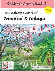 Introducing Birds of Trinidad & Tobago: Children's Activity/ Colouring Book