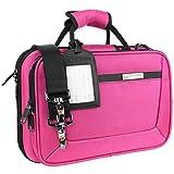 Pro Tec PB307HP Slimline Clarinet PRO PAC Case Hot Pink