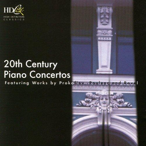 20th Century Piano Concertos (20th Century Concertos)