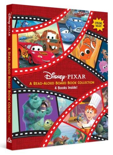 Download Disney/Pixar Read Aloud Board Book Collection PDF