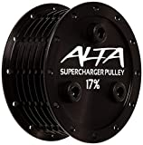 ALTA AMP-ENG-205V2 Supercharger Pulley