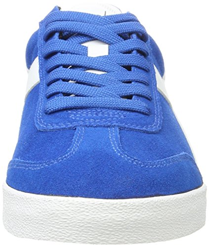 Bianco Vlz Low Azzurro Sneakers Original Top B Blue Men's Diadora ztwxTIT