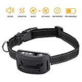 Bark Collar for Dogs with Beep,Vibration and...