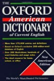 img - for The Oxford American Dictionary of Current English (New Look for Oxford Dictionaries) book / textbook / text book