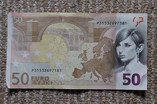 LAMINATED POSTER Barbra Streisand Cinema Film Hollywood Dollar Bill Poster 24x16 Adhesive (Hollywood 16 Cinema)