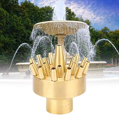 Nozzle Spray Sprinkler Head Garden Pond Fountain Water Landscape High Pressure
