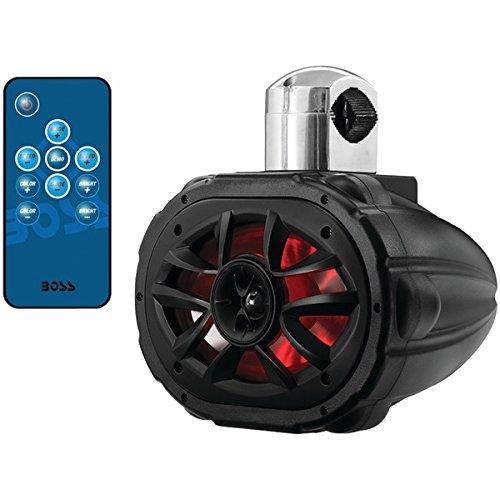 BOSS MRWT69RGB 600 Watt Marine Speaker