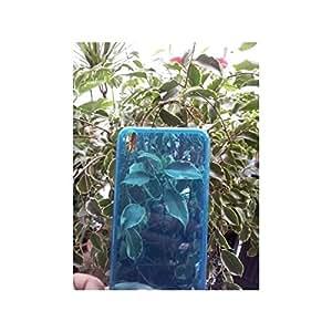 Pcmoviles -- X2 fundas Gel silicona tpu liso color Rosa y Turquesa transparente para Samsung galaxy s4 mini i9190