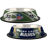 Hunter St. Louis Rams Stainless Dog Bowl